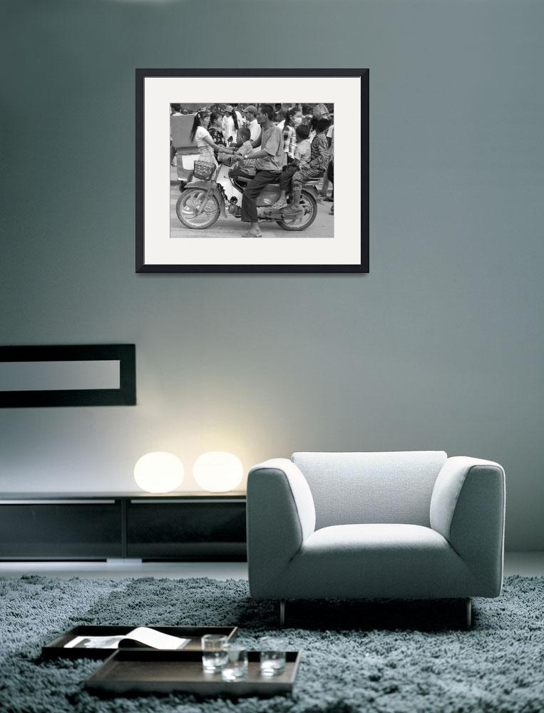 """""""Cambodian Family&quot  (2009) by KSiuda"""