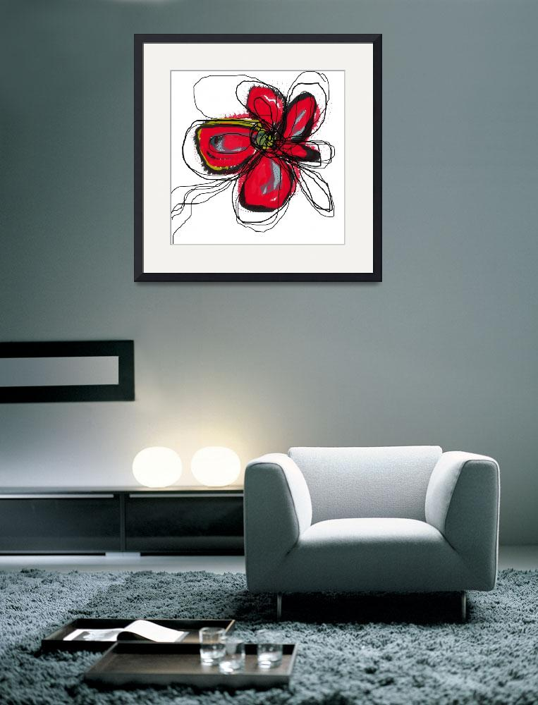 """""""Red Petals""""  (2008) by TuesdayMoon"""