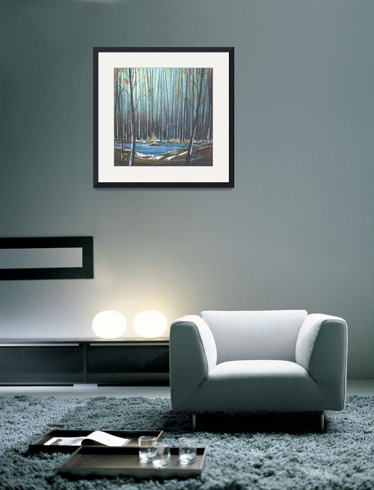 """""""Across the River""""  (2011) by DreamGallery"""