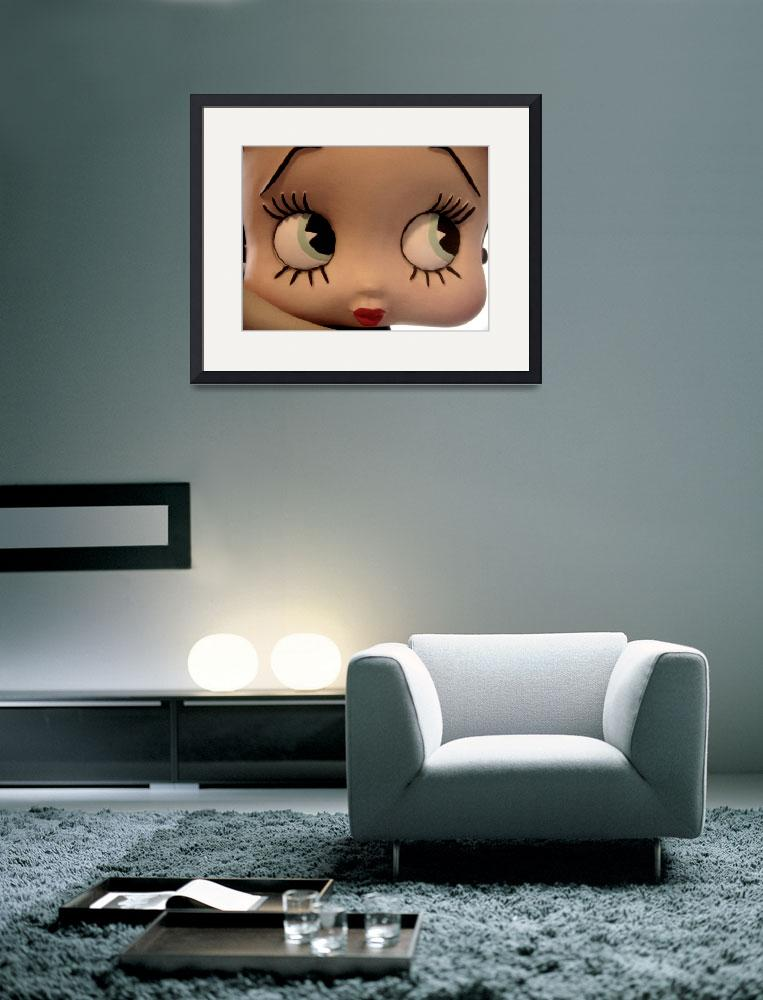 """""""Betty Boop&quot  by AleFletcher"""