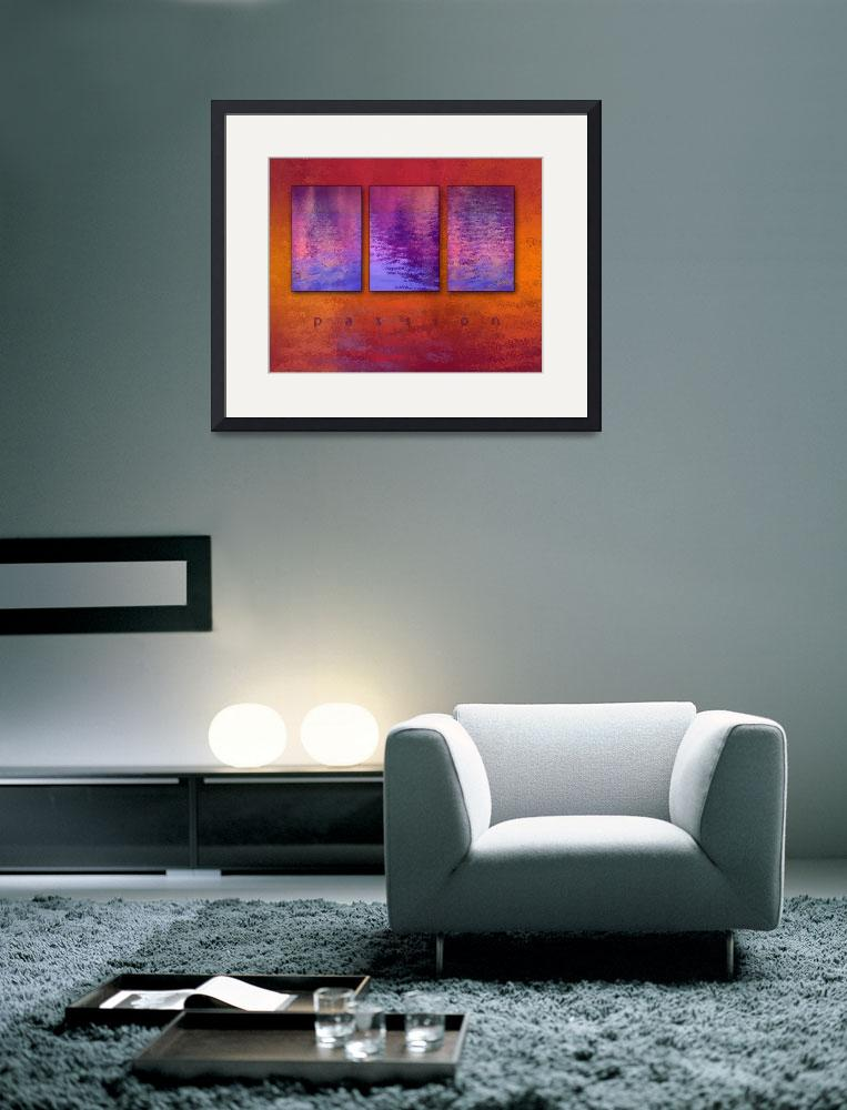 """""""Passion - Introspection Series""""  by karenbkelley"""
