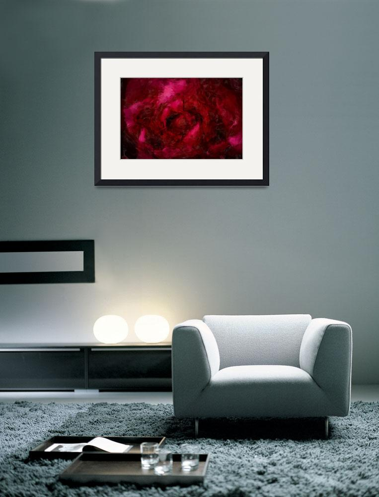 """""""Red Rose&quot  (2012) by StefanOlivier"""