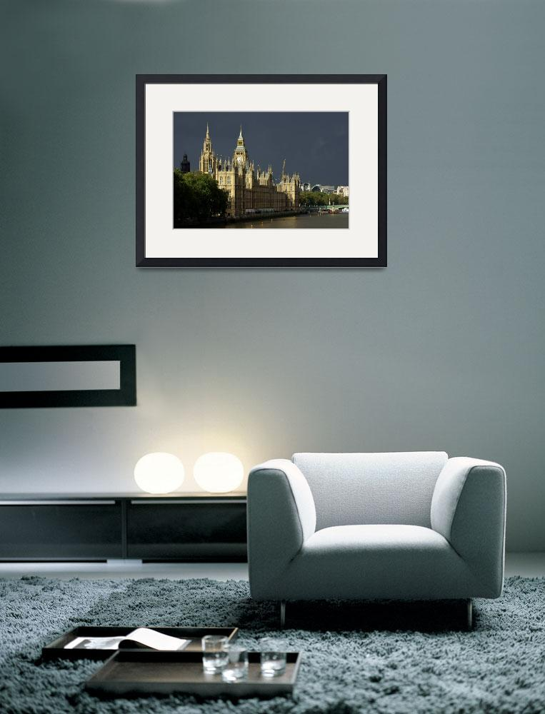 """""""Houses of Parliament, Westminster, London&quot  (2010) by loversdream"""
