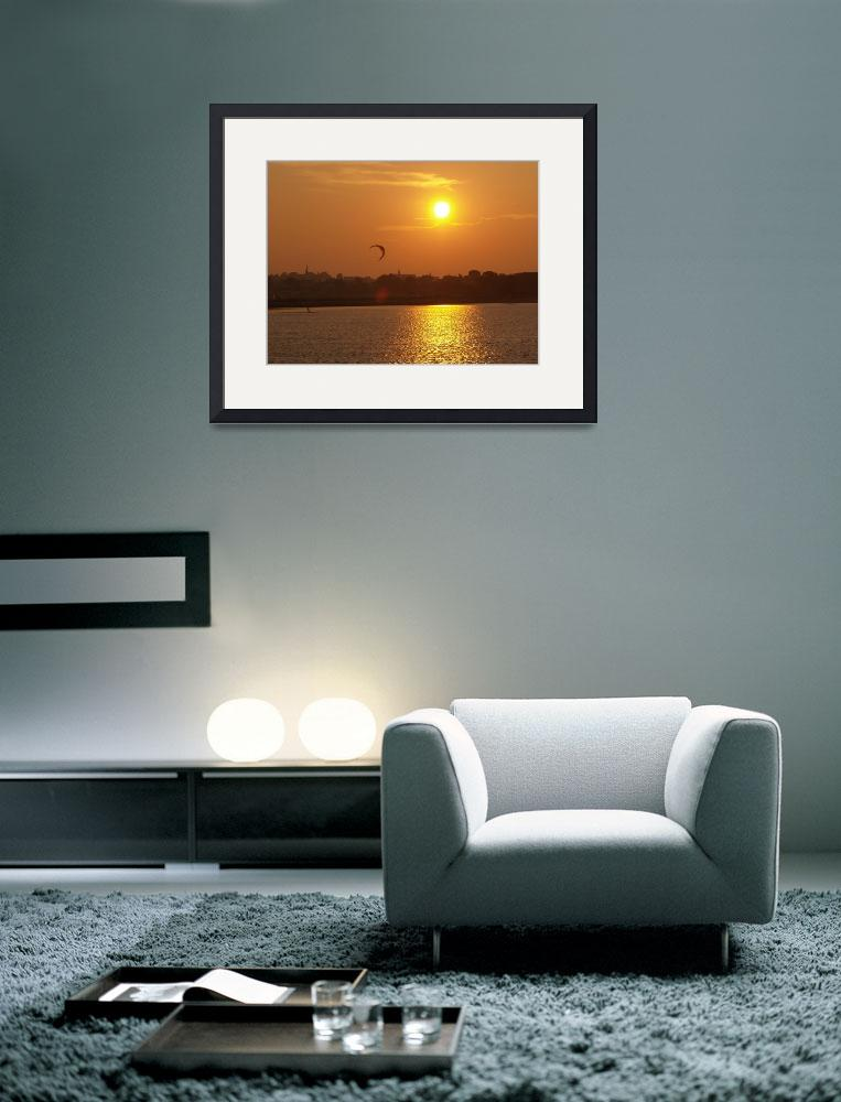 """""""Boston - Sail In The Sunset&quot  (2007) by PaulGalante"""