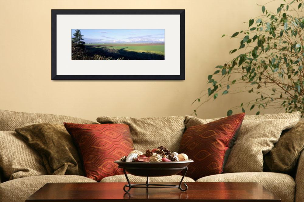 """Skagit Valley Farm WA""  by Panoramic_Images"