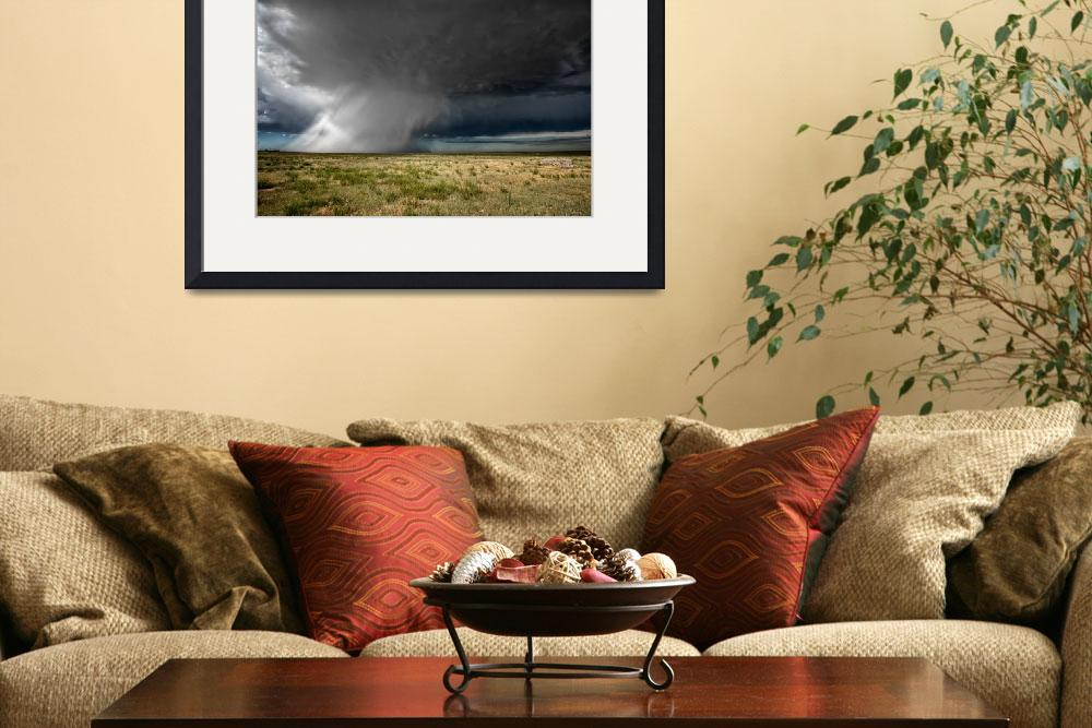 """""""storm cell approaching&quot  (2013) by jody9"""