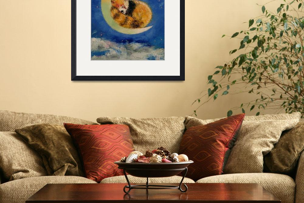 """""""Red Panda Dreams&quot  by creese"""