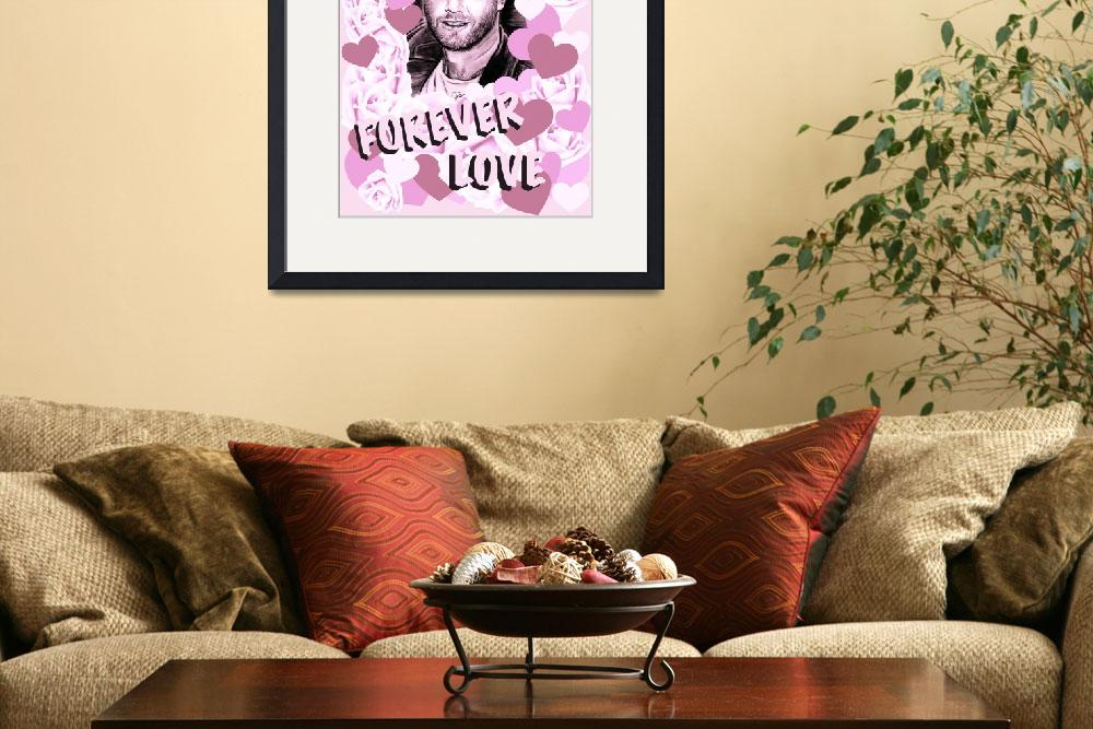 """""""Gary Forever Love In Pink&quot  by GittaG74"""