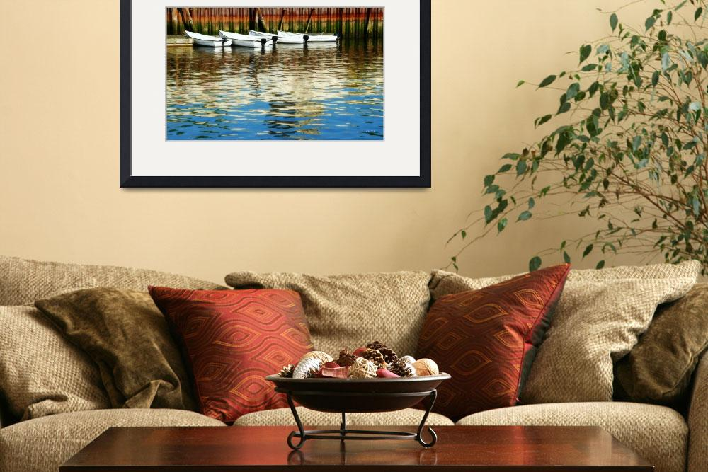 """""""The Mooring&quot  by DianaLeePhotoDesigns"""