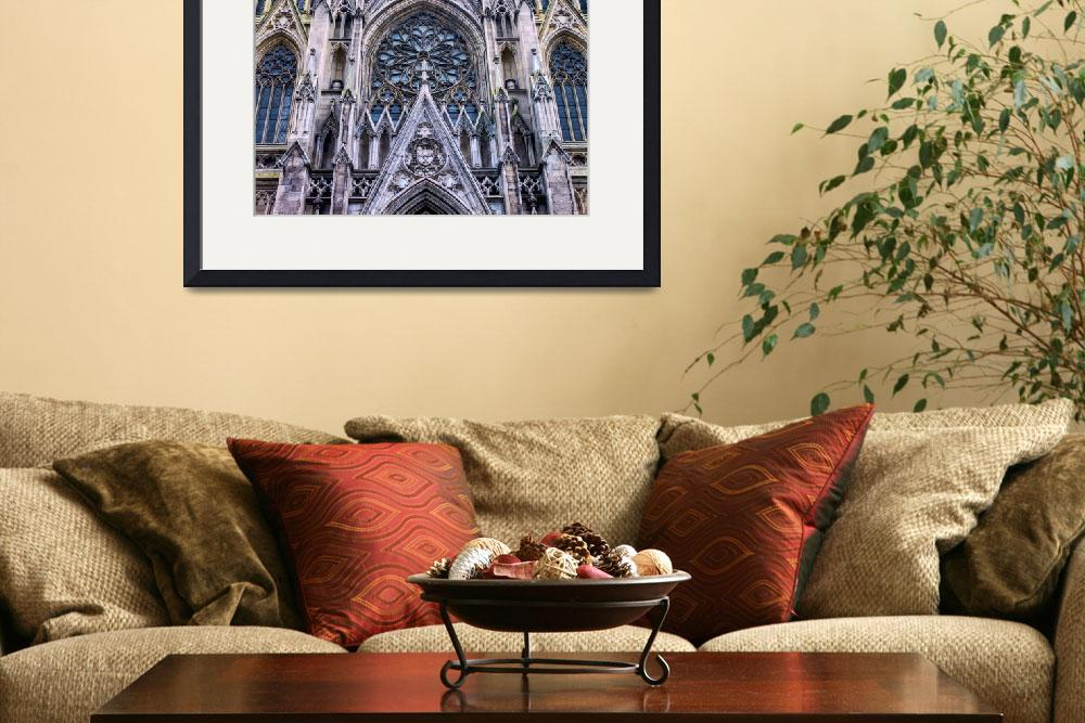 """""""St Patricks Cathedral&quot  by klingon65"""