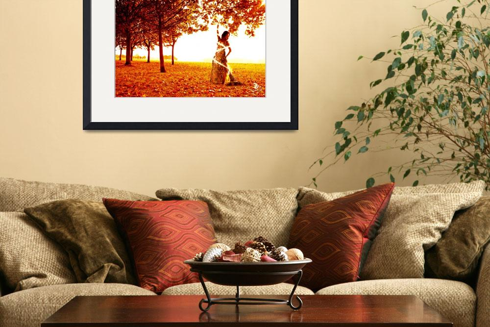 """""""Autumn""""  (2008) by cruciald"""