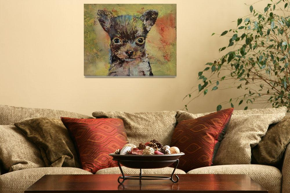 """""""Chihuahua&quot  by creese"""