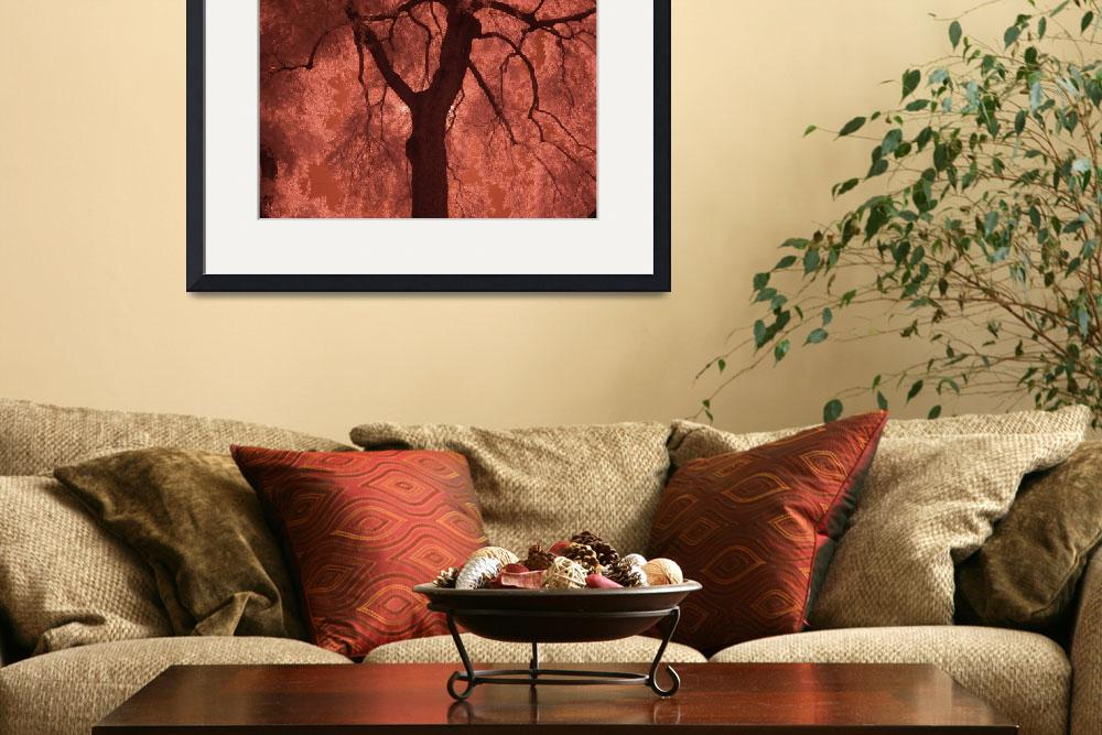 """""""Tree of Red&quot  (2011) by kbob132"""
