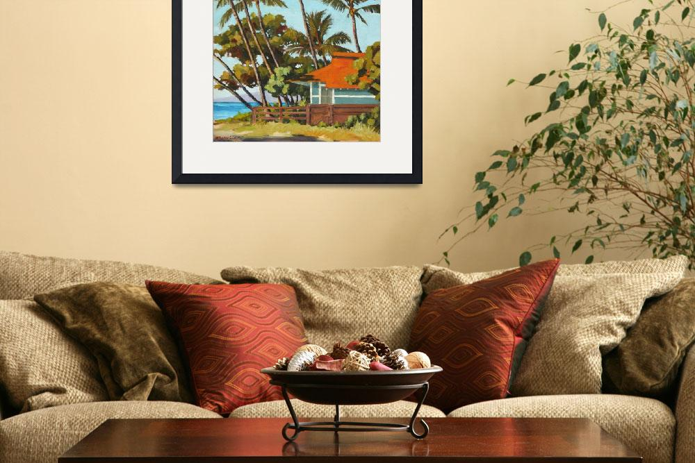"""""""Cottage In Paradise""""  (2008) by davidwesterfield"""