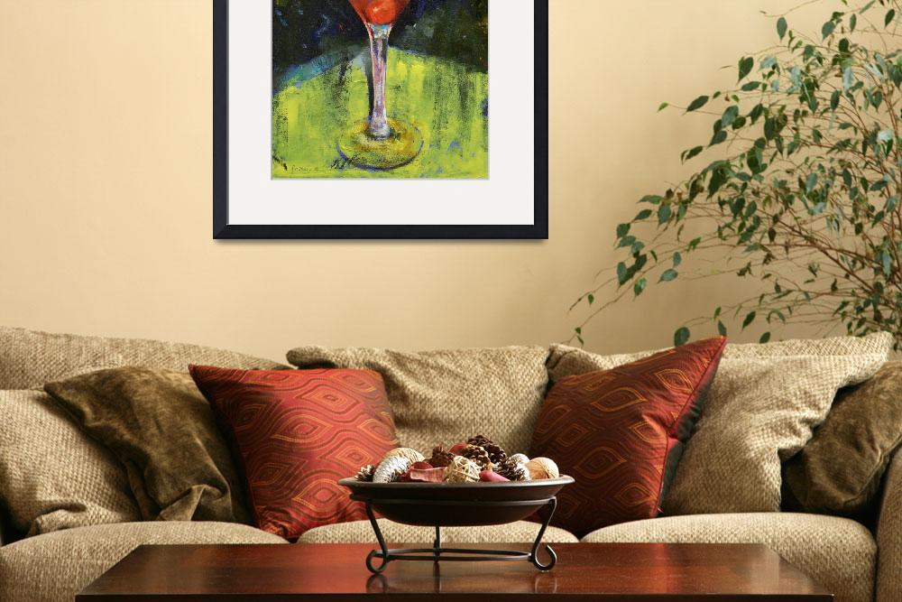 """""""Comfortable Cherry Martini""""  by creese"""
