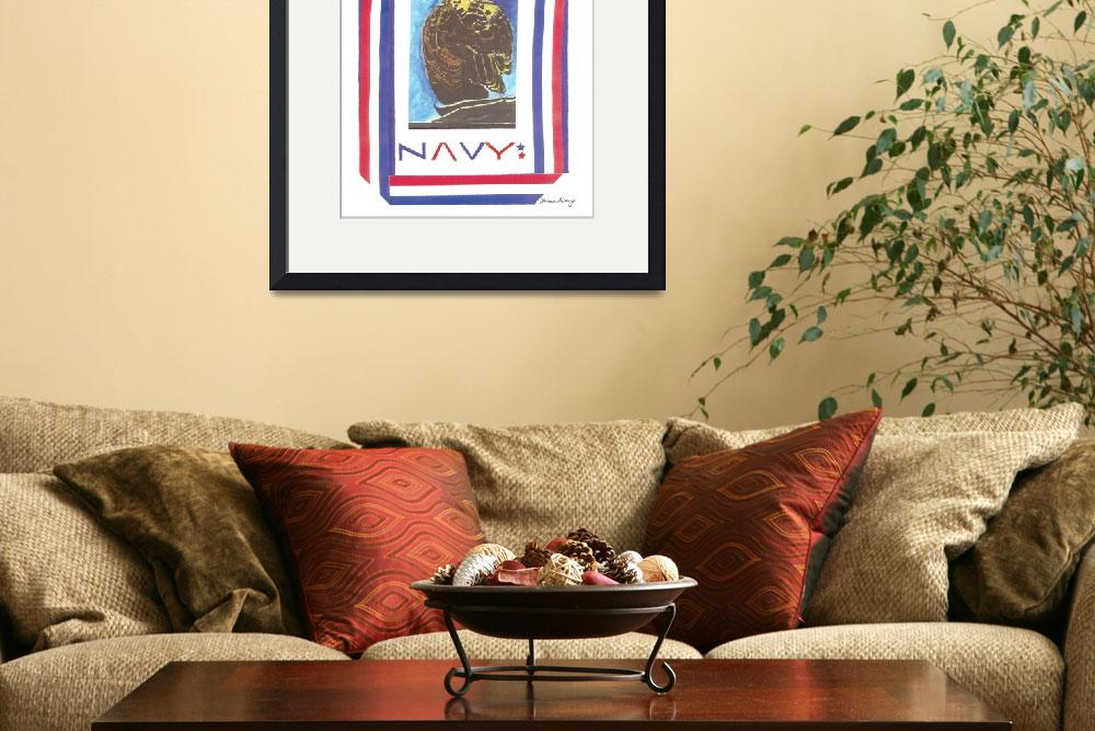 """""""Defender of Liberty Navy""""  by TheArtOfLIfe"""