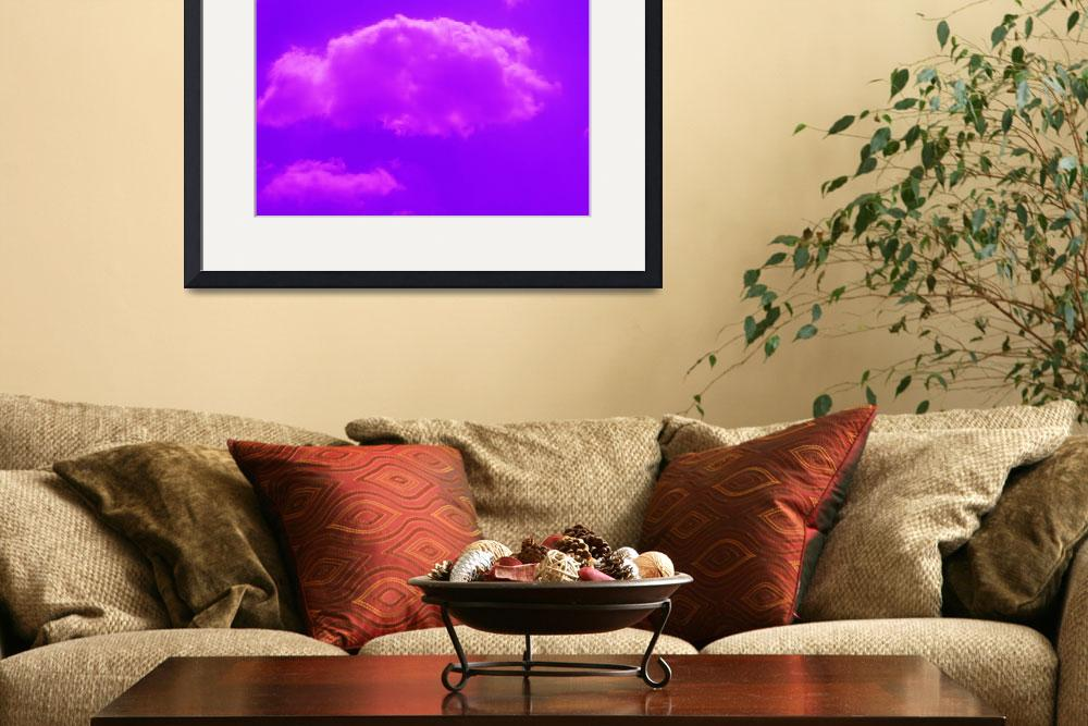 """""""Purple sky palace&quot  (2010) by LLPhotography"""