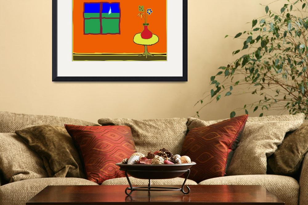 """""""the_window&quot  (2009) by gambande"""