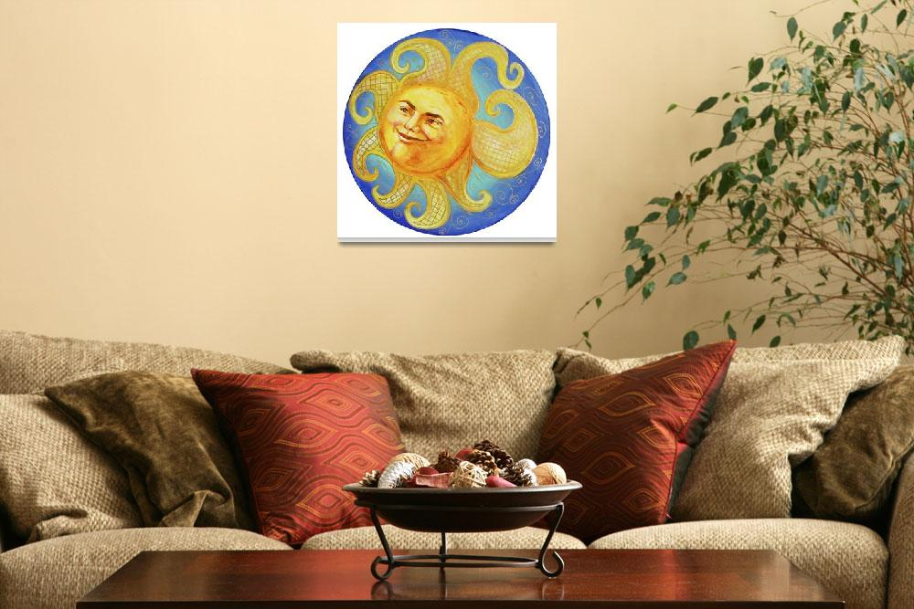 """""""The Warmth of the Sun&quot  (2009) by PegLozier"""
