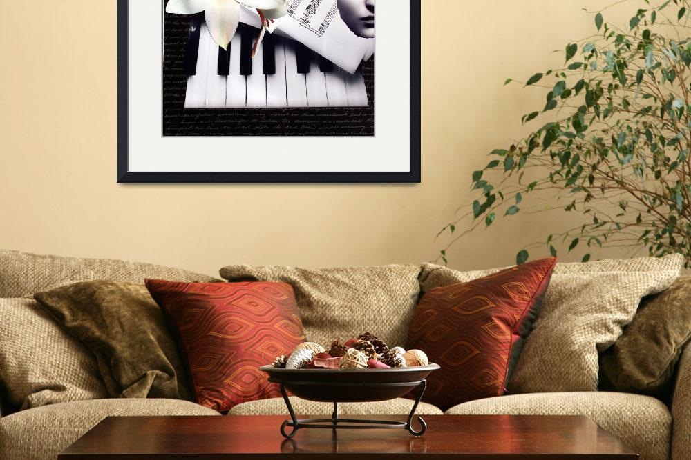 """""""Decor Collage Art, Text&quot  by Aneri"""
