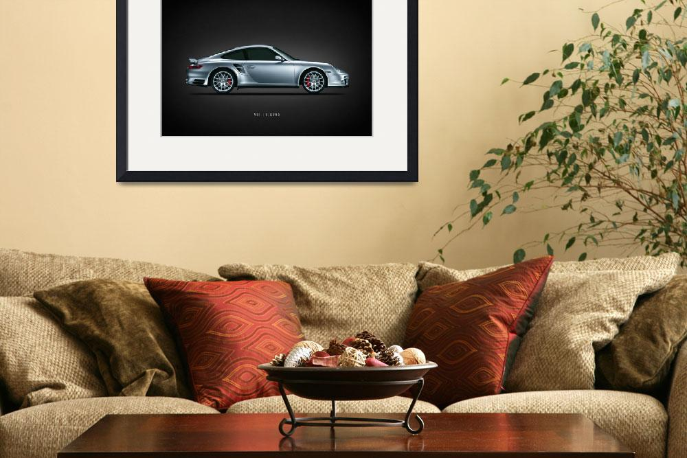"""The 911 Turbo&quot  by mark-rogan"