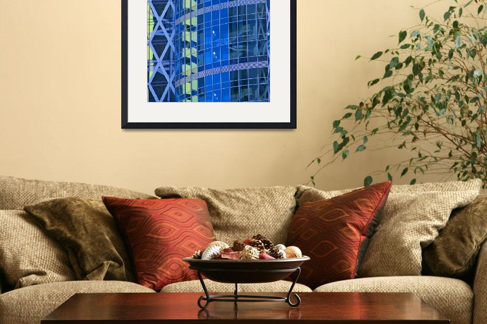 """""""The City Reflects&quot  (2008) by ImageArt-Photography"""