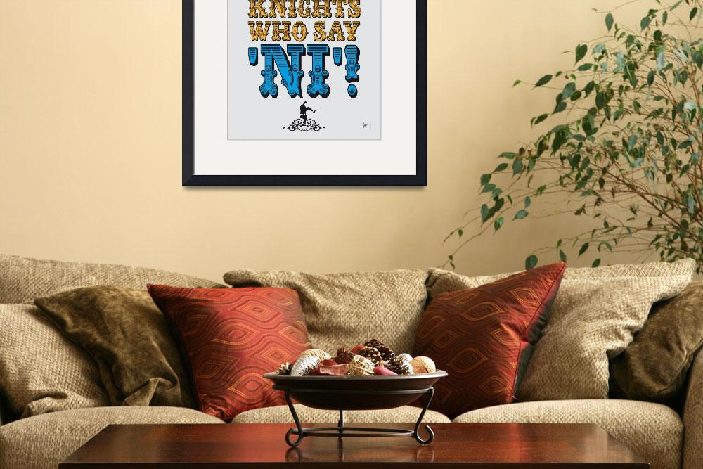 """""""No11 My Silly Quote Poster""""  by Chungkong"""