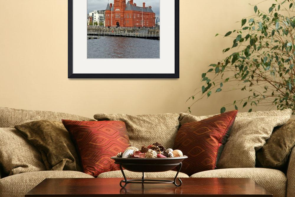 """Waterfront Pierhead Building&quot  (2013) by VikingVisual"