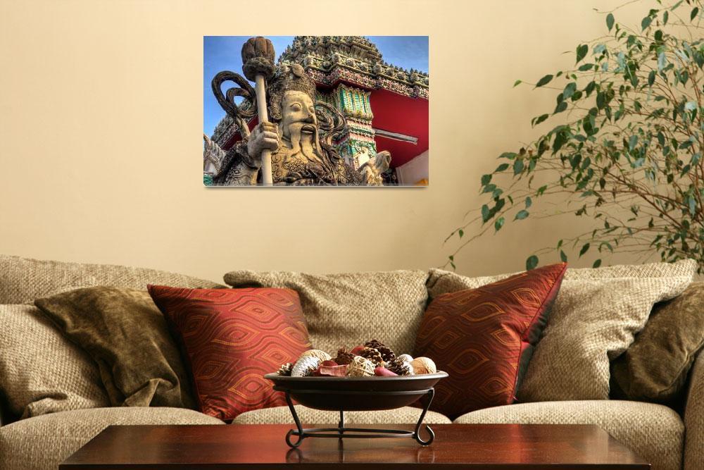 """""""Grand Palace - Bangkok, Thailand""""  (2010) by 2UNB"""