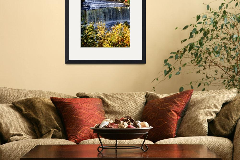 """Tahquamenon Falls""  (2011) by patsphotos"