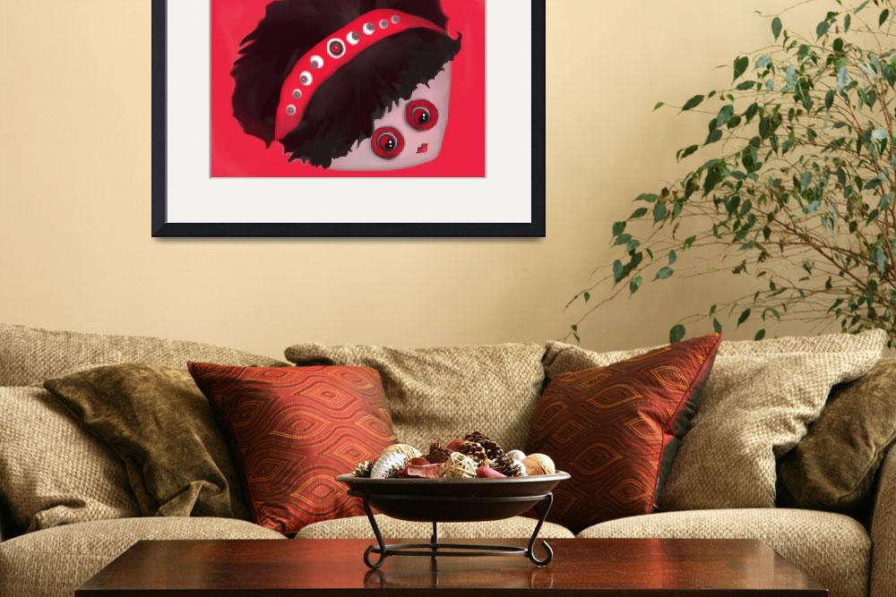 """""""Red Hurt&quot  (2009) by gina1881996"""
