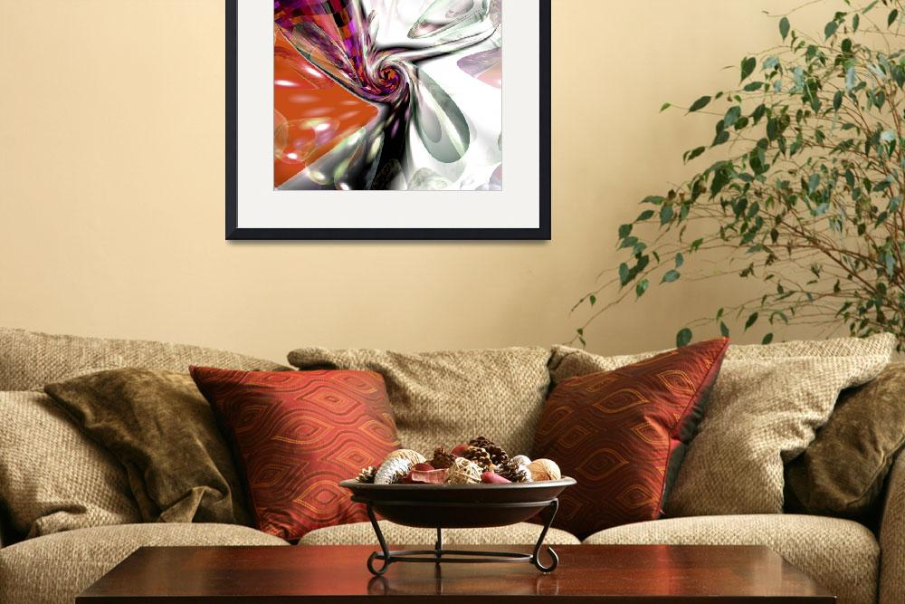 """""""Twisted Wasp&quot  (2008) by ArtPrints"""