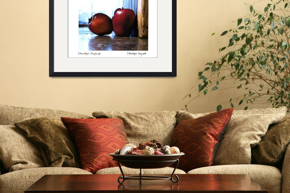 """""""Apple Series Four&quot  by Nuanceart"""