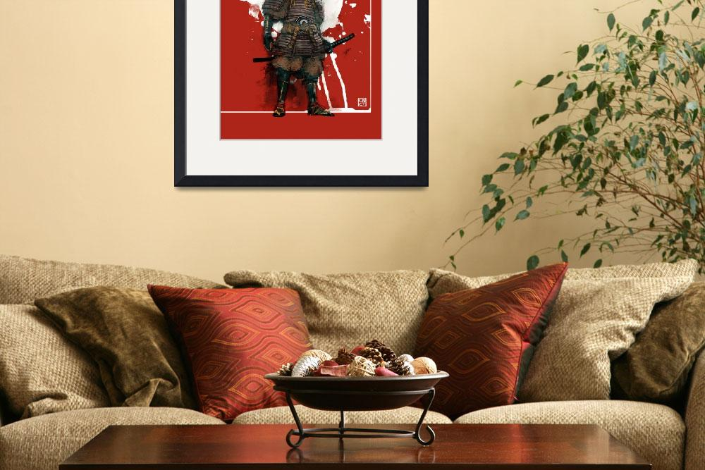 """Samurai Japan 2011 RED&quot  (2011) by carlosnct"