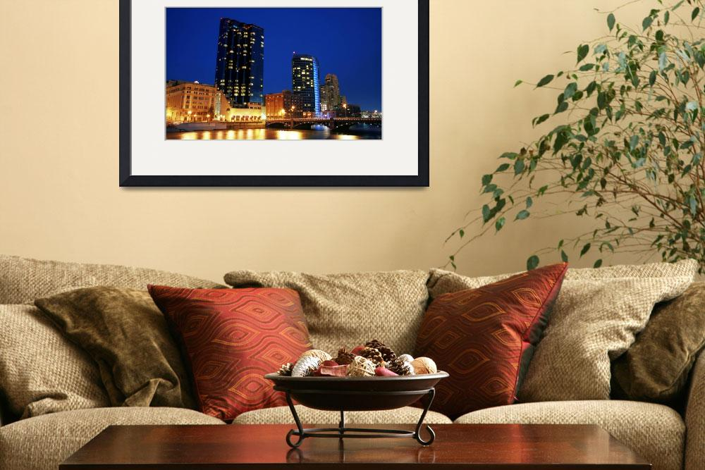 """""""City On the Grand""""  (2011) by dharvell"""