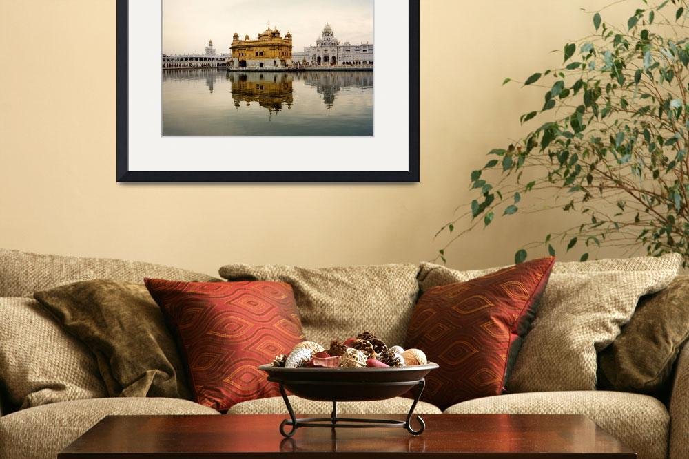 """""""Golden Temple Evening&quot  by SikhPhotos"""