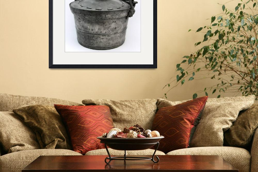 """""""Pewter Kettle&quot  (2009) by IanGill"""