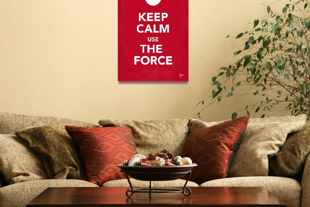 """""""My Keep Calm Star Wars - Rebel Alliance-poster""""  by Chungkong"""
