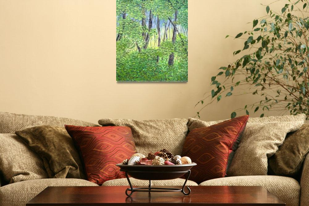 """Studio Window II""  (2009) by HerbDickinson"