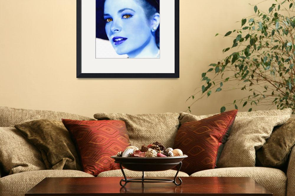 """Grace Kelly&quot  (2012) by ArtCinemaGallery"