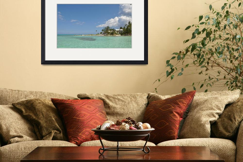 """""""Rum Point Grand Cayman Cayman Islands&quot  (2011) by JBrooker"""