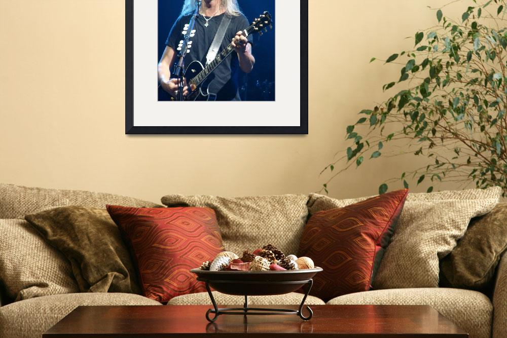 """""""Alice in Chains - Jerry Cantrell on Les Paul&quot  (2010) by robvena"""
