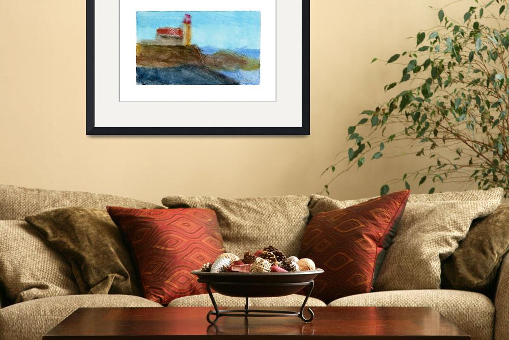 """""""lighthouse&quot  (2008) by syunghans"""