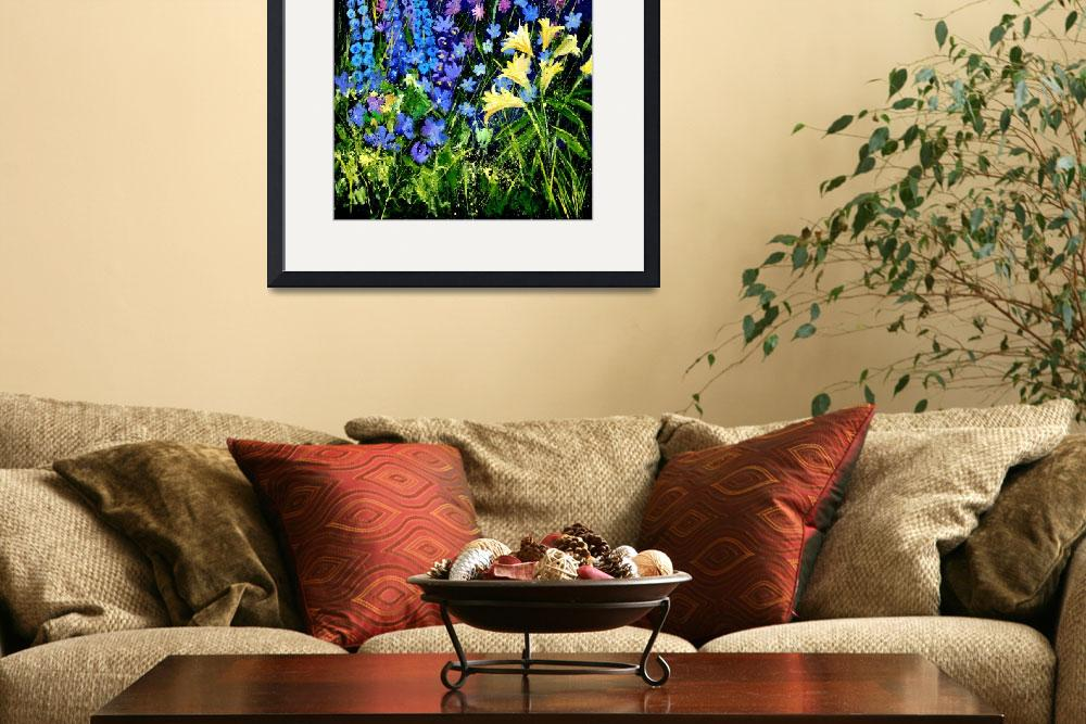 """""""gardenflowers 563160iv&quot  by pol"""