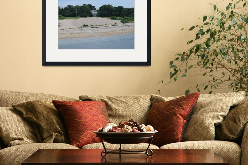 """""""Orient BeachShore&quot  (2014) by ChinookTreasures"""