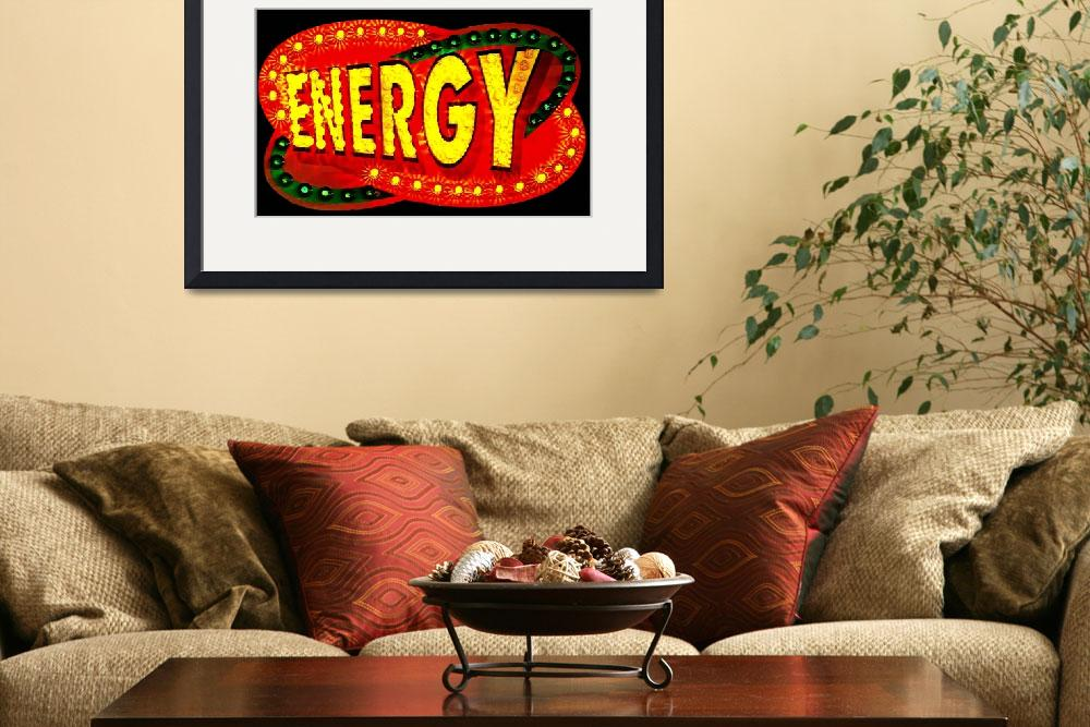 """High Energy 1&quot  (2012) by psovart"
