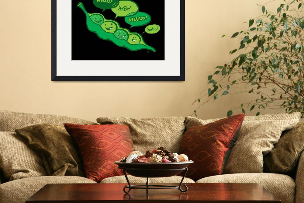 """Peas in a Pod&quot  (2008) by GC"