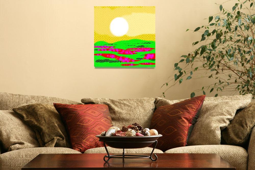 """SunshineSplendorLAnd_W.Finn09""  (2009) by WillFinn"