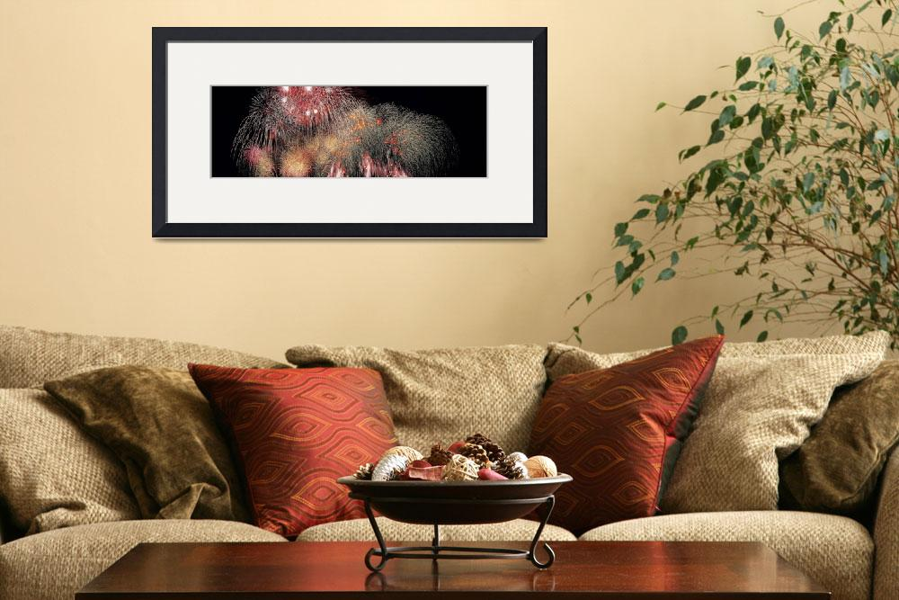 """""""Fireworks Vancouver British Columbia Canada&quot  by Panoramic_Images"""