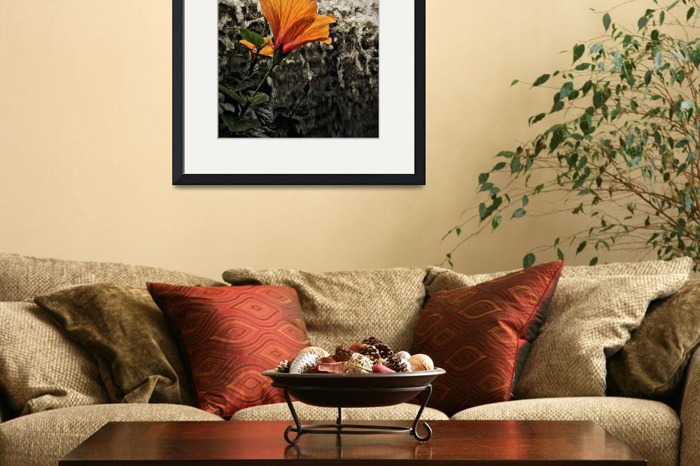"""""""Flower Fall&quot  (2012) by nahone"""